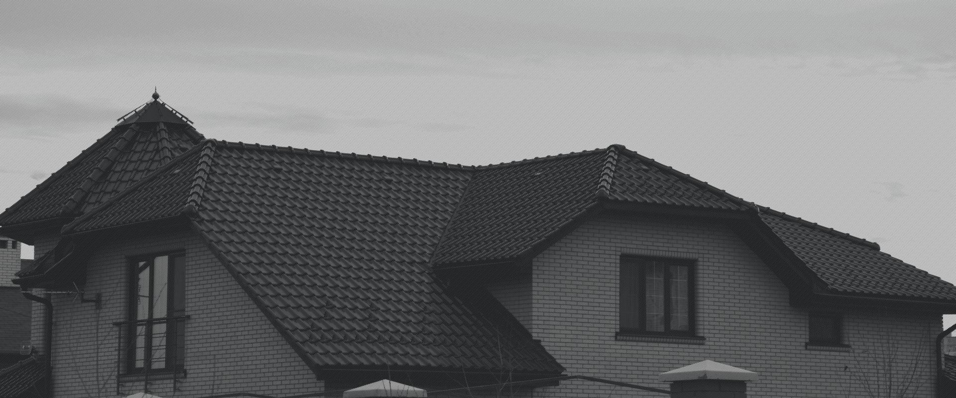Монтаж керамічної черепиці LAUMANS. Запоріжжя, 2013