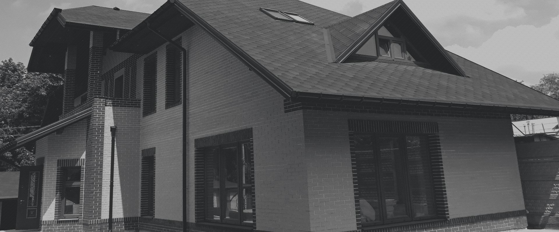 Монтаж вікон SCHUCO та черепиці KATEPAL. Запоріжжя, 2017